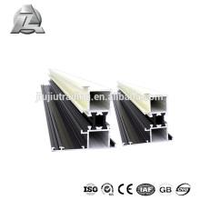 Экструзионный профиль из анодированного алюминия для раздвижного стекла в Гуанчжоу