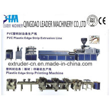 PVC Furniture Edge Band/ Edge Banding Extrusion Line