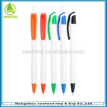 Low price slim cross wholesale plastic pens