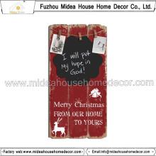 Рождественская доска для особого подарка