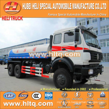 North-Benz 6x4 20000L water tanker truck good quality hot sale in China ,manufacture