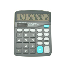 12 Digit Dual Power Electronic Desktop Calculator