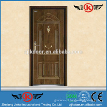 JK-A9041 casa de madeira aço blindado sala forte preço da porta