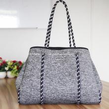 Eco-friendly Fashion Neoprene Beach Travel Bag
