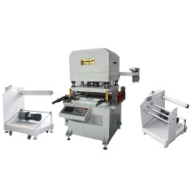 Roll to Roll Kiss Cutting Machine for Foam and Backing Paper