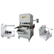 Roll-Roll Kiss Máquina de corte para espuma e papel de apoio