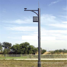 Road Street Light Pole Price Camera Pole Hinged Light Pole