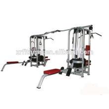 Équipement de gymnastique Multi Jungle 6-station commercial fitness machine