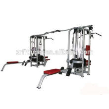 Gym equipment Multi Jungle 6-station commerical fitness machine