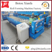 Automatic Roofing Tile Cold Bending Roll Forming Sheet
