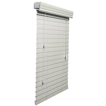 Horizontal Faux Wood Venetian Blinds