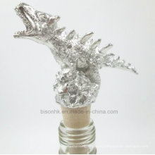 Пробка для бутылочки с дизайном динозавра