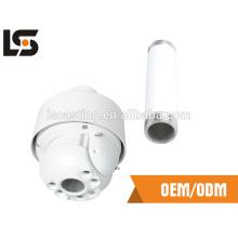 Cámara de CCTV de la aleación de aluminio impermeable al aire libre del precio de fábrica del LS