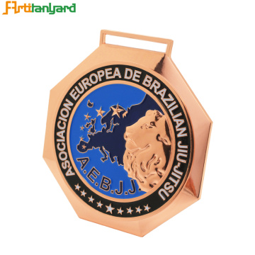 Customized Large corporate awards trophies medals