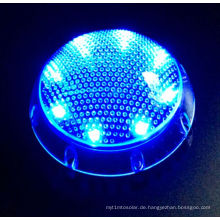 Solar Warn Alam Wand und Tür Licht Lampe mit Zeitsteuerung