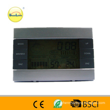 New Year Promotional Gifts Weather Station Clock (53030B)