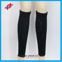 2015 Mode Frauen Mädchen strickte Beinwärmer Acryl Wolle Leggings