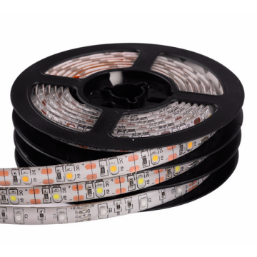 RVB 60pcs / M lampe à LED flexible 5050