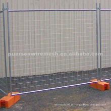 Abertura de fábrica da cerca do jardim: 50 * 200mm
