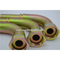 komatsu flare hydraulic metric flexible hose fittings