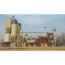 Silo de matéria-prima de silo de armazenamento em pó