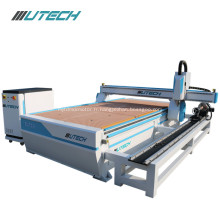 ATC Cnc Router with vacuum table servo motor