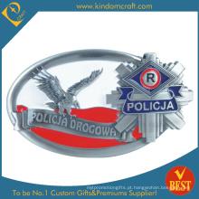 Fivela de cinto de Cutom / fivela de cinto de metal (KD-153)
