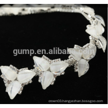 rhinestone bridal trimmings chain