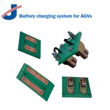 Contatos de carregamento da bateria do sistema de carregamento da bateria de 2 fases