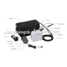 HSENG HS08AC-SKC airbrush makeup kit with bag