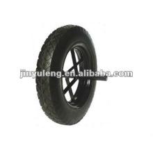 14X3.5 твердой резины колес