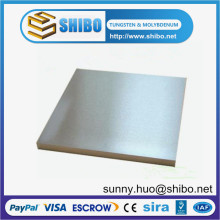 Good Wear-Resistance Tungsten Sheet/Plate