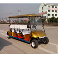 Hot sale 6+2 golf cart