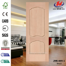 ISO9001 Russia N-Beech Wood Door Sheet