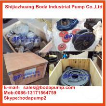 Pompe à boue à turbine en caoutchouc à haute qualité à haute qualité