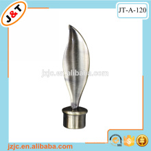 16/19mm bronze metal iron curtain rod from factory
