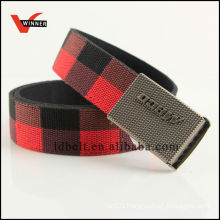 2014 Fashion Unique Pattern kids canvas belts