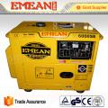 Super Silent Electic Start Diesel Generator (ED6000SE)