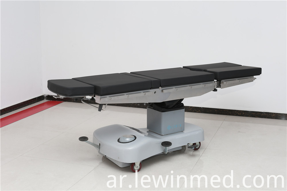 manual hydraulic operating table (3)