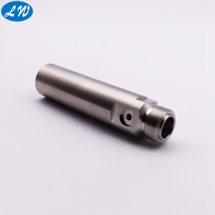 stainless steel cnc part factory