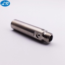 CNC precision turning lubrication pump parts hydraulic shaft