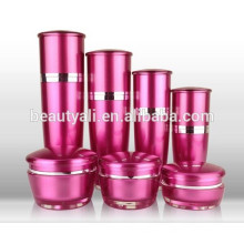 15ML 30ML 50ML 80ML 120ML Mushroom Shape Cosmetic Packaging Plastic Acrylic Bottle Luxury Acrylic Pump Bottles