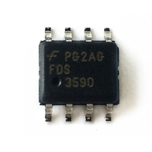 Transistor MOSFET N-CH 80V 6.5A 8-SOIC T/R RoHS FDS3590