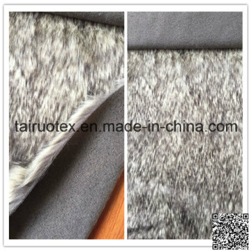 Fashion Fake Fur for Garment Fabric