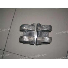 High Manganese Steel Forged Hammer Head