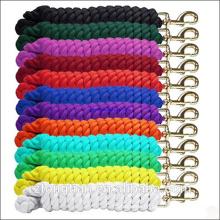 Colorful PP/pe/nylon/cotton dog/horse lead rope lead leash