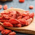 Frutas secas, arándanos secos orgánicos, bayas de Goji