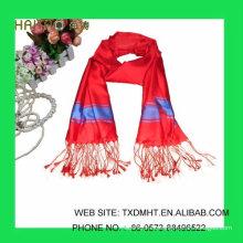 Seda de la seda de la belleza-100% seda natural - bufandas de seda de la bufanda-manera de ladise
