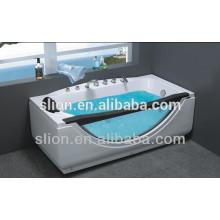 Baignoire et bains à remous