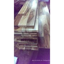 Suelo de madera manchado de alta calidad del acacia Mangia del 3-Strip impermeable de la alta calidad 2016